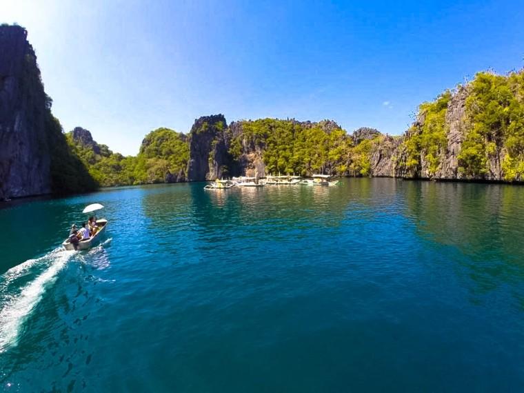 2-El-Nido-Big Lagoon - 2- Ed Pingol