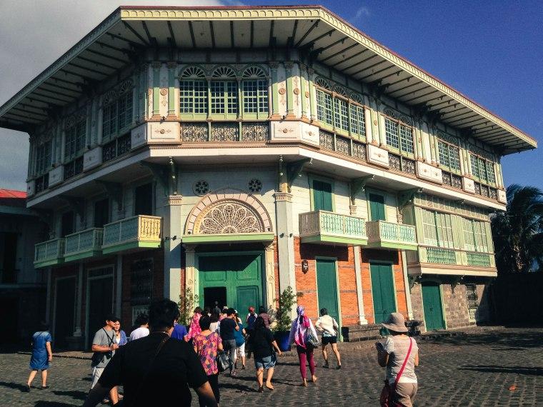 11-A- Las Casas-Casa-Byzantina