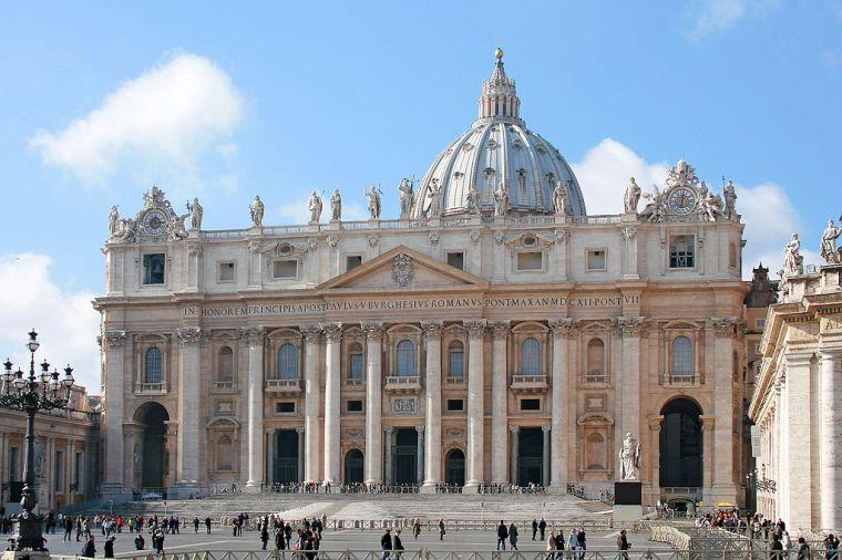St Peters Basilica-user Flicka