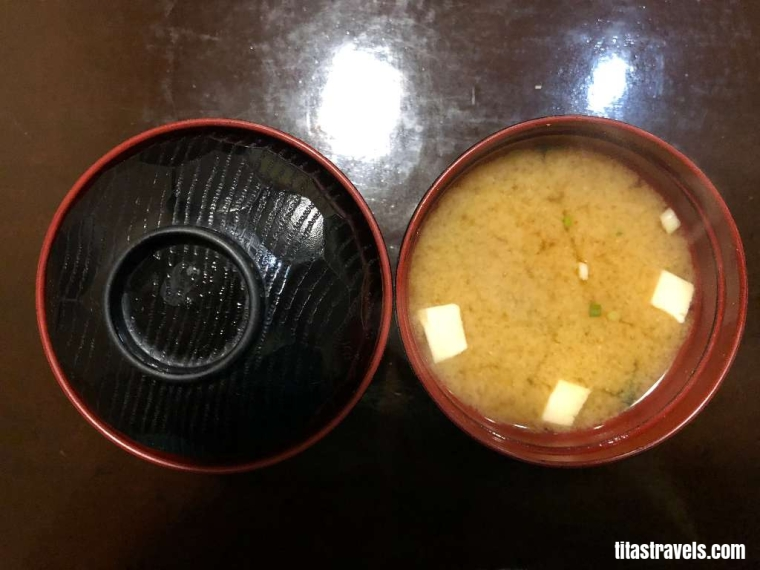 1-Food-Miso soup