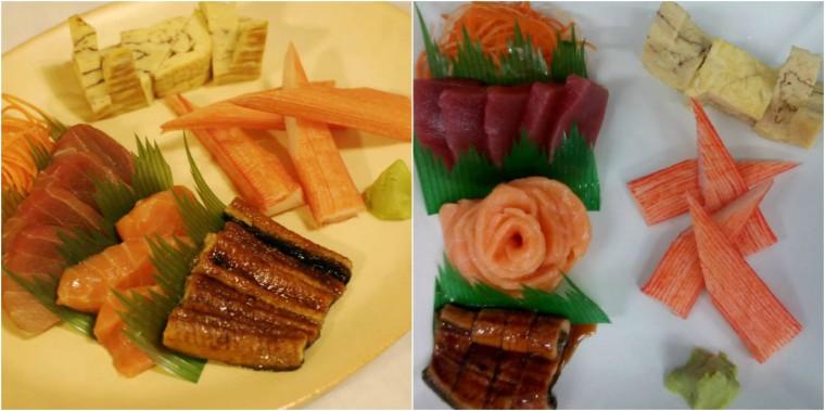 1-Food-Sashimi Moriawase-fr Hana