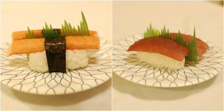 1-Food-Sushi collage