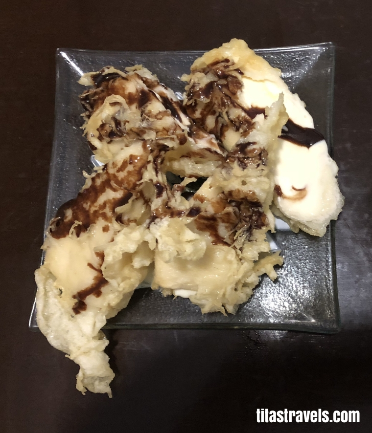 1-Food-Tempura Ice Cream