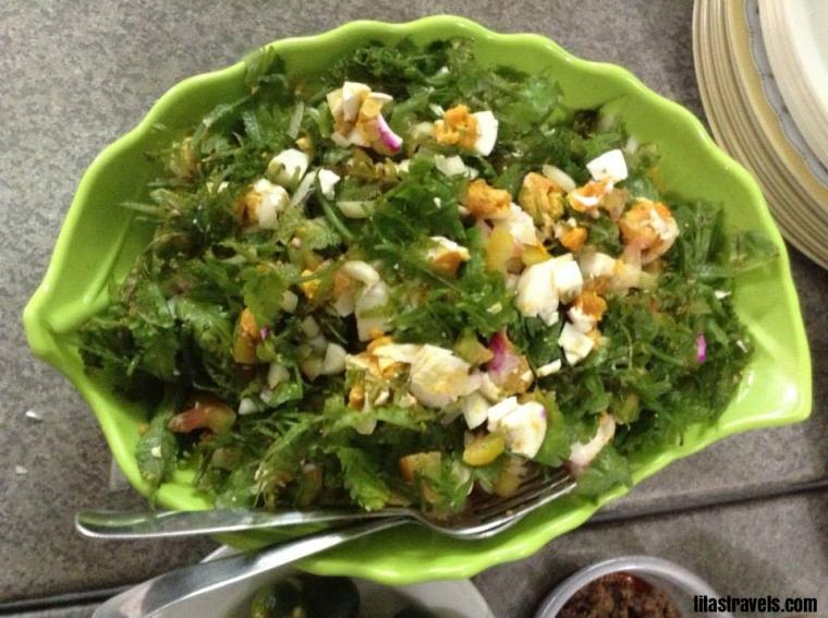2-Pako Salad