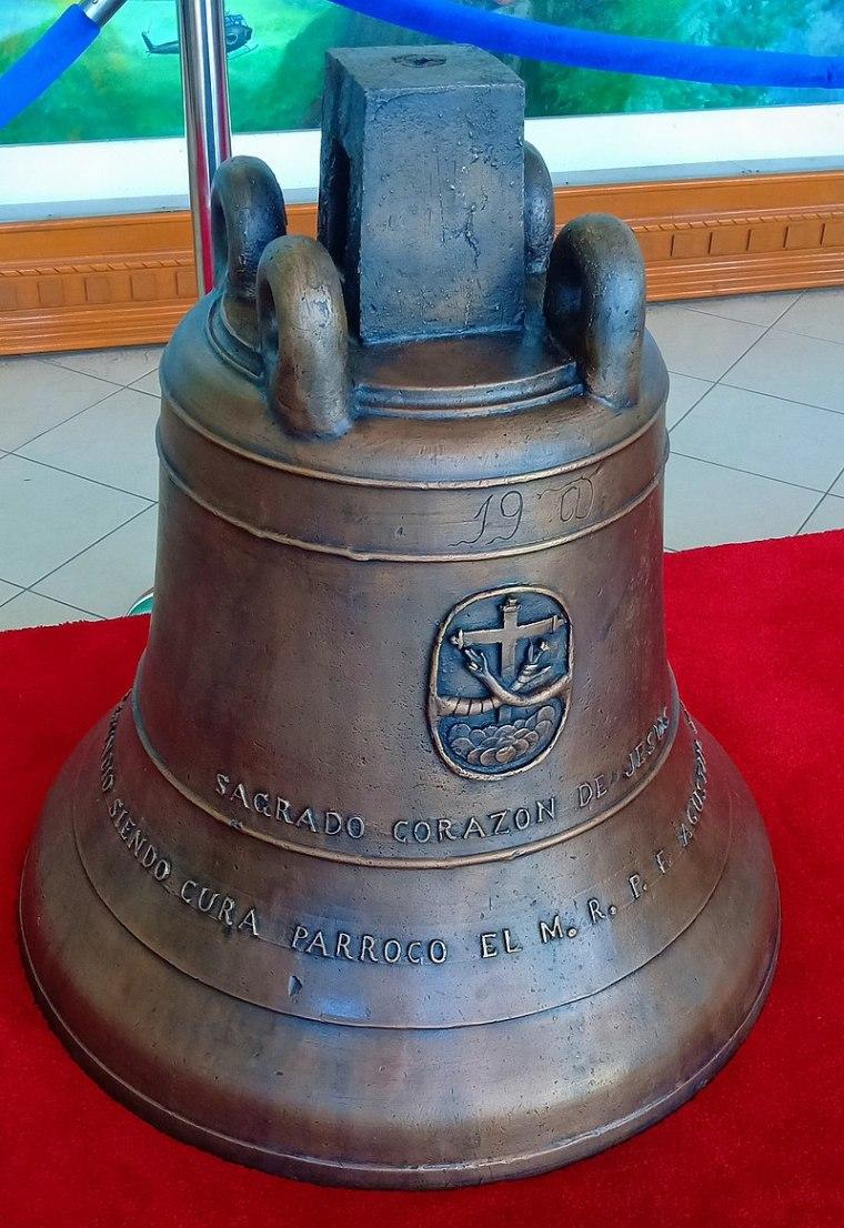 1889 bell