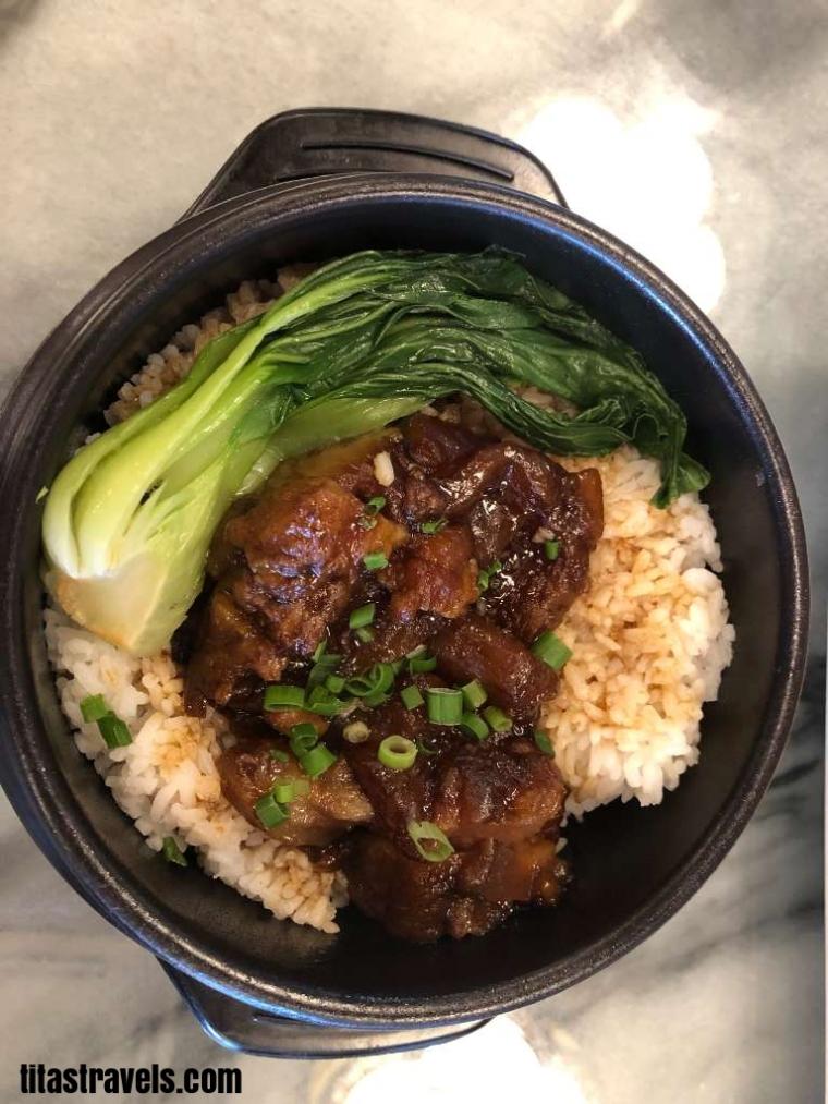 1-order-4-claypot rice