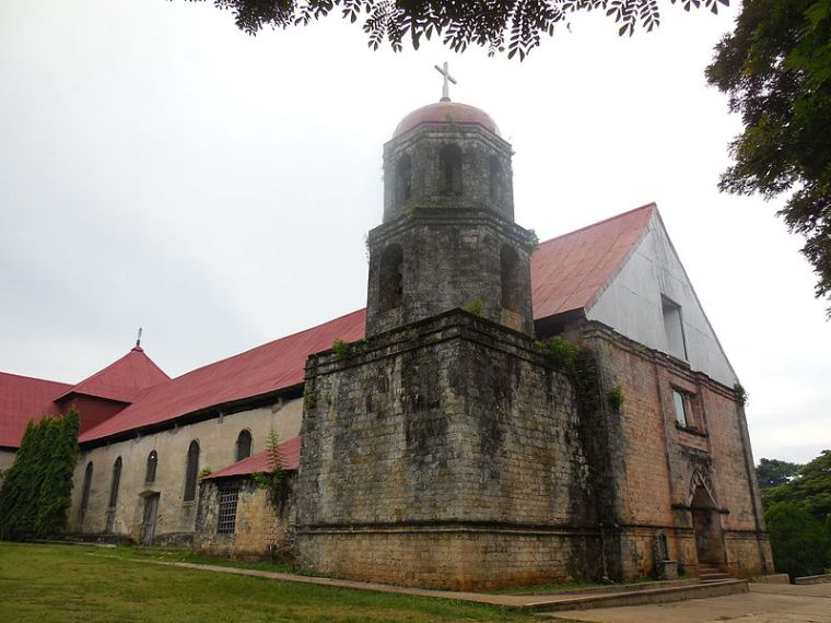 Lazi_Church-Siquijor