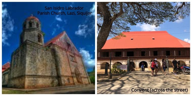 San Isidro Labrador-Convent-labelled
